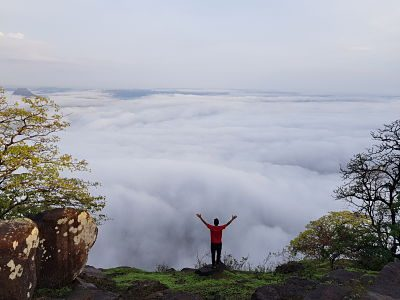 Trek to Sudhagad near Khopoli in Maharashtra on a low Budget