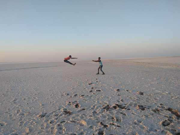 Visit Unexplored Region in Rann of Kutch in Budget