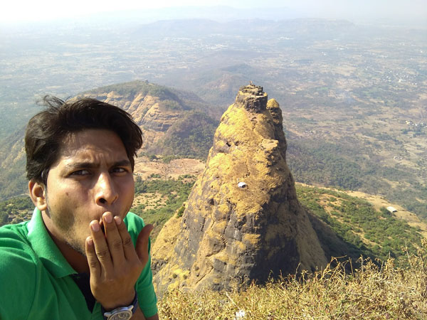 Kalavantin Durg in Low Budget by Public Transport from Mumbai and Pune